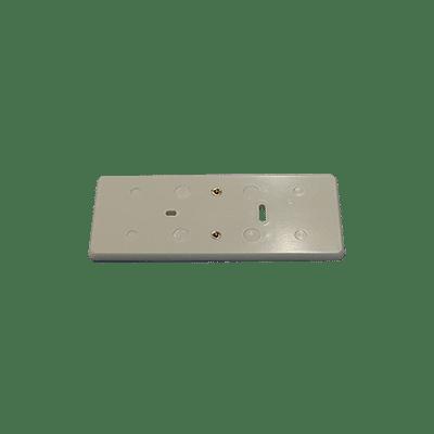 Muurplaat electrowit 3v WCD 2230789WG