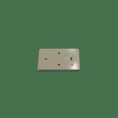 Muurplaat electrowit 2v comb. 2230861WI
