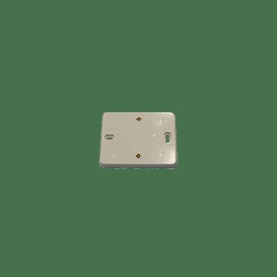 Muurplaat Perilexdoos electrowit  2230865WI