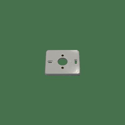 Montageplaat polarwit enkelvoudig 2230867PW