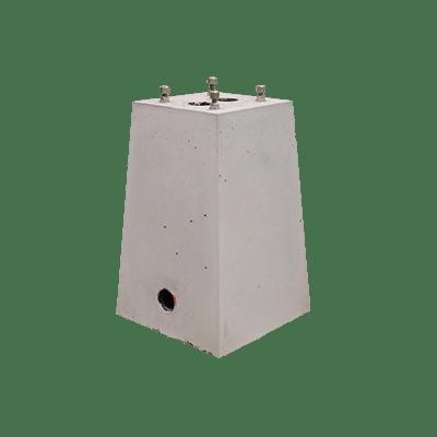 Betonsokkel t.b.v.  AMAXX® CombiTower 91.18.0005