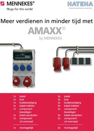AMAXX®: meer verdienen in minder tijd!