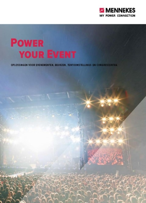 Power your event