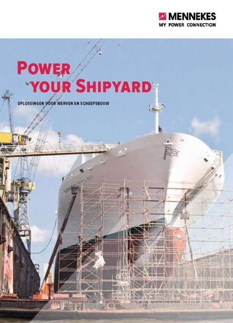 Power your shipyard