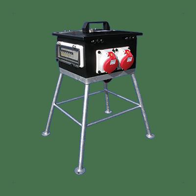 Bouwaansluitkast Compactpower 32A 21.C32-020