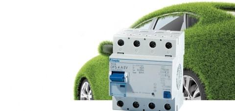 Doepke EV-aardlekschakelaar voldoet aan nieuwe norm: IEC 61851-1 ED 3