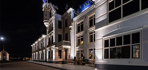Hotel Maassluis - JUNG Stekerbaar