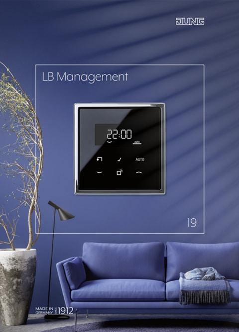 LB Management folder
