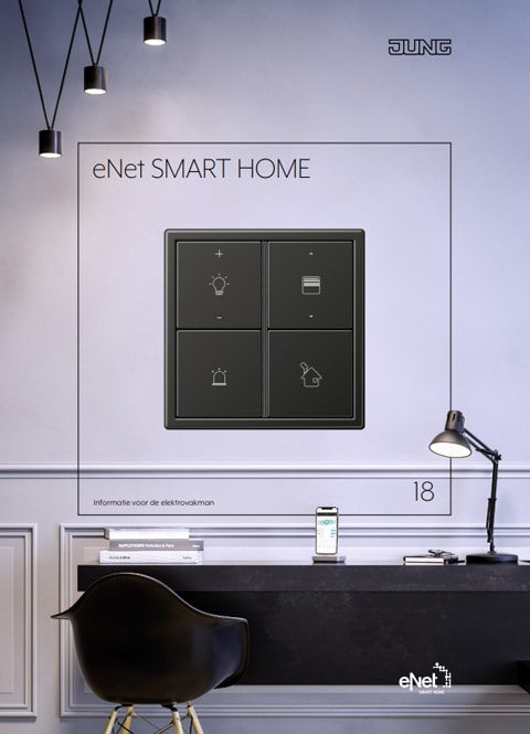 eNet SMART HOME brochure