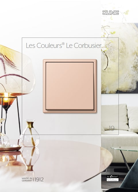 Les Couleurs® Le Corbusier