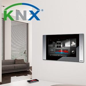 KNX gebouwbeheersysteem