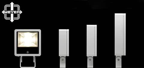 Meyer Superlight met ledverlichting voor buitentoepassing
