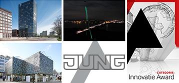 Nominaties ARC18 JUNG Innovatieaward bekend