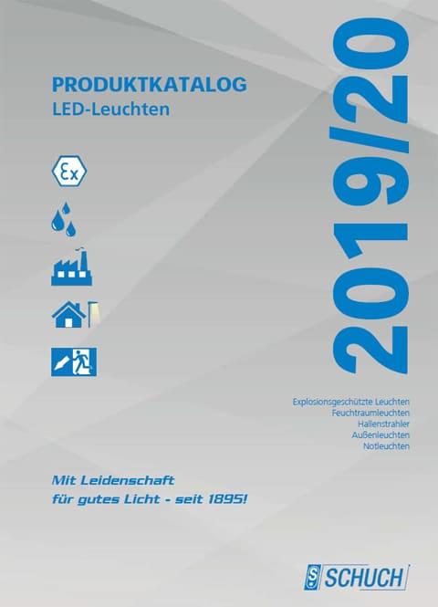 Hoofdcatalogus LED (Duits)