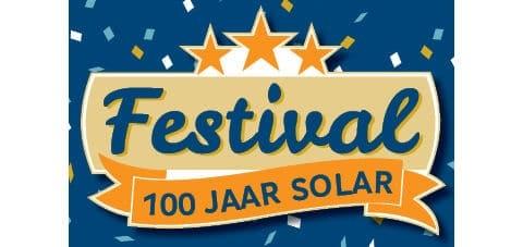 Solar Festival - 100 jaar